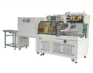 GWL-5545C全自动边封收缩包装机